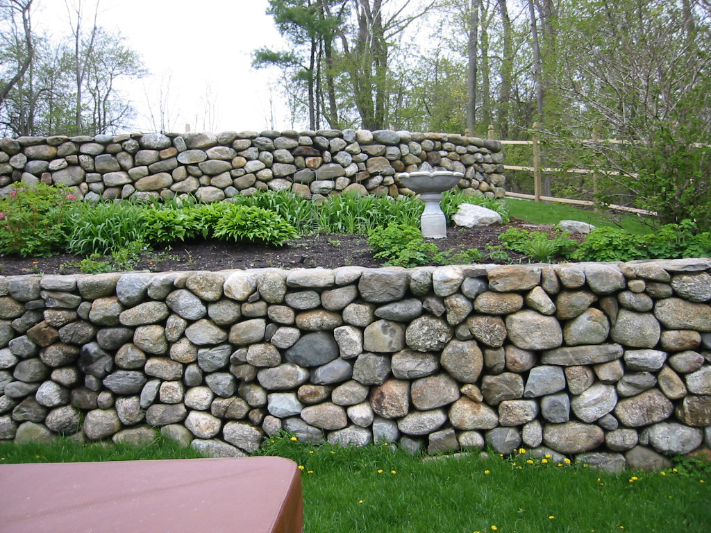 New england stonescapes